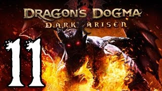 Dragon's Dogma Dark Arisen Walkthrough - Part 11 - The Dark Bishop and Undead Dragon