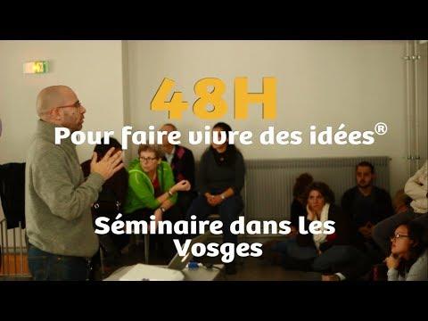 ENSGSI - Ecole Post-bac Nancy - Atelier pédagogique: 48H pour faire Vivre des Idées®