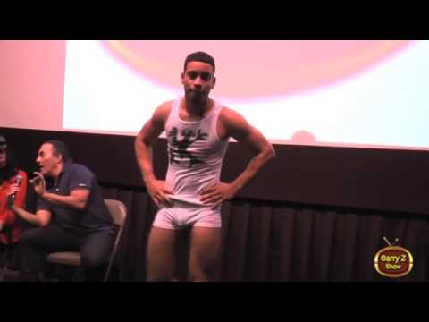 """BARRY Z"" Proudly Presents ""THE MAGIC MIKE CHULO UNDERWEAR FASHION SHOW"""