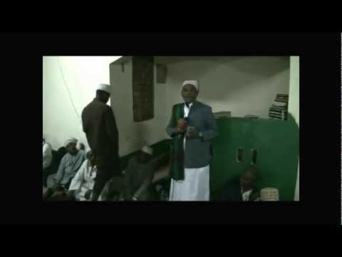 Ustadh Muhammad, Khutba Mawlid ya Mwanza, Tanzania March 2011