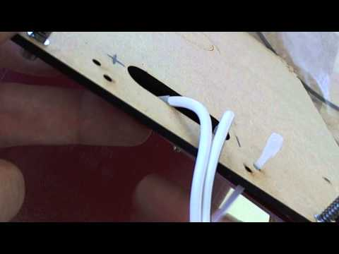 black widow drawers fitting instructions
