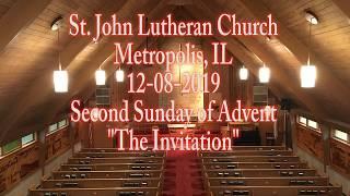 12-08-2019 The Invitation