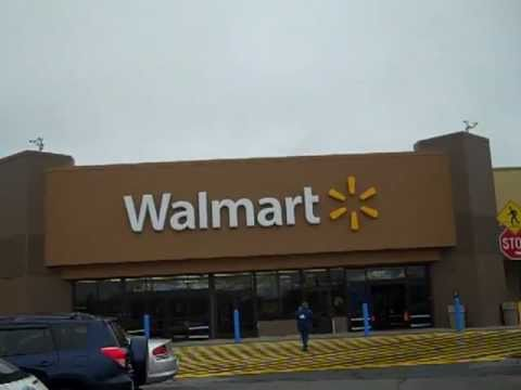 Wal Mart Plaistow Nh Youtube