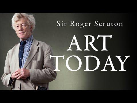 Sir Roger Scruton - ART TODAY