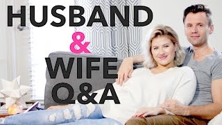 HUSBAND AND WIFE Q&A | MILABU