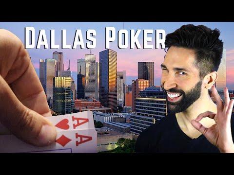 Poker In Dallas, Texas? | VLOG 71