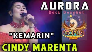 KEMARIN - CINDY MARENTA - AURORA Live GOFUN Bojonegoro 2019