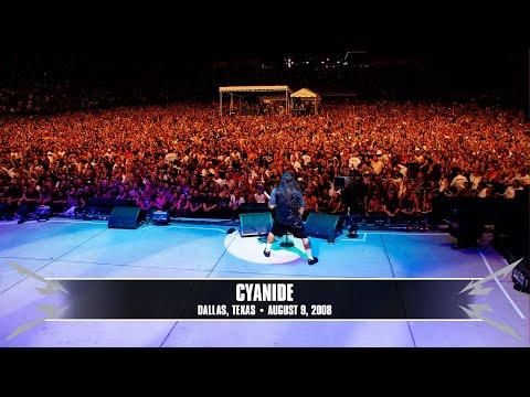 Metallica: Cyanide (MetOnTour - Dallas, TX - 2008) Thumbnail image