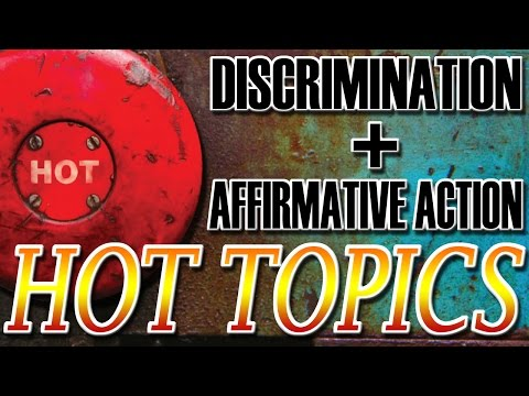 Affirmative Action and Employer Discrimination: Two Questions Answered
