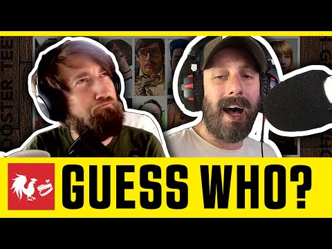 Uncomfortable Guess Who With Geoff And Gavin | Hard Mode