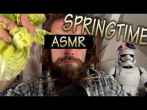 SPRINGTIME ASMR (Brace Yourselves, Spring is Coming!)