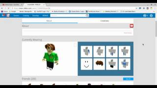 New roblox YT Account! Sorry for the super lag xD