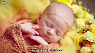 Bedtime Lullaby  Relaxing Baby Music  Super Soothing Sweet Dreams