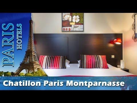 Chatillon Paris Montparnasse - Paris Hotels, France