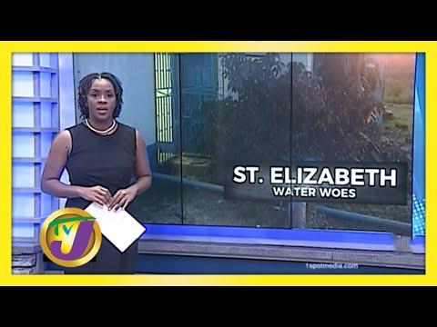 Water Woes in St. Elizabeth | TVJ News