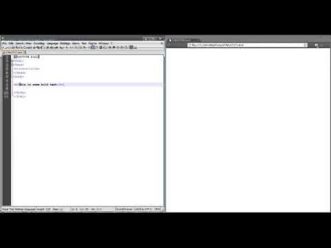 HTML 5 Bold Tag