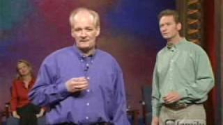Whose Line Is It Anyway Us, Narrate, Fast Food Burger Place
