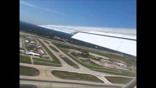 Delta McDonnell Douglas DC-9-50 Departing ATL