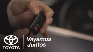 Toyota: Cómo UsarSmart Key| 2014.5 Camry| Toyota