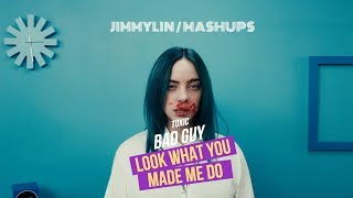 Mashup - Toxic Bad Guy Look What You Made Me Do (Billie Eilish vs Taylor Swift vs Britney Spears)