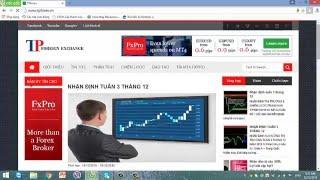 Hướng dẫn tải MT4 fxpro - forex trading strategies that work