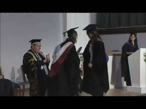 Graduation 2010, Faculty of Business & Law. November 26th at 3pm.