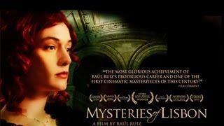 Drama - MYSTERIES OF LISBON - TRAILER | Adriano Luz, Maria João Bastos, Ricardo Pereira