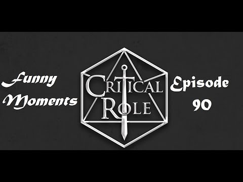 Download Vox Machina Abridged - Episode 90: Grog and Tary Go Shopping