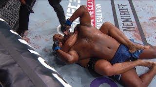 UFC 230: Fight Motion