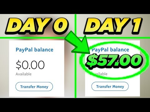 Earn FREE PayPal Money Watching Videos Online