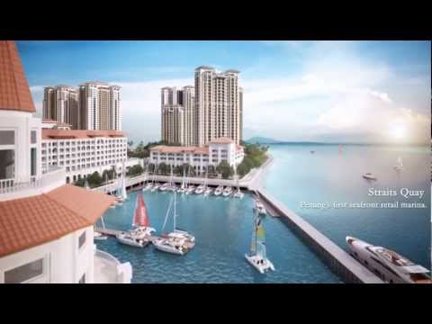 Andaman@Quayside - The BEST Luxurious Seafront Development in Penang