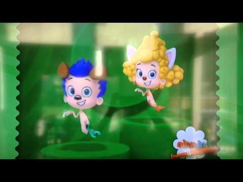 Bubble Guppies Music Video