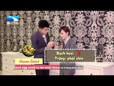 Mông Kỳ Kỳ couple   If you love SS2 EP07   vietsub (mobile ver)