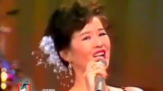 """Смуглянка"" (스무글랸까)  - исполняет ""Почхонбо"" / 보천보전자악단"