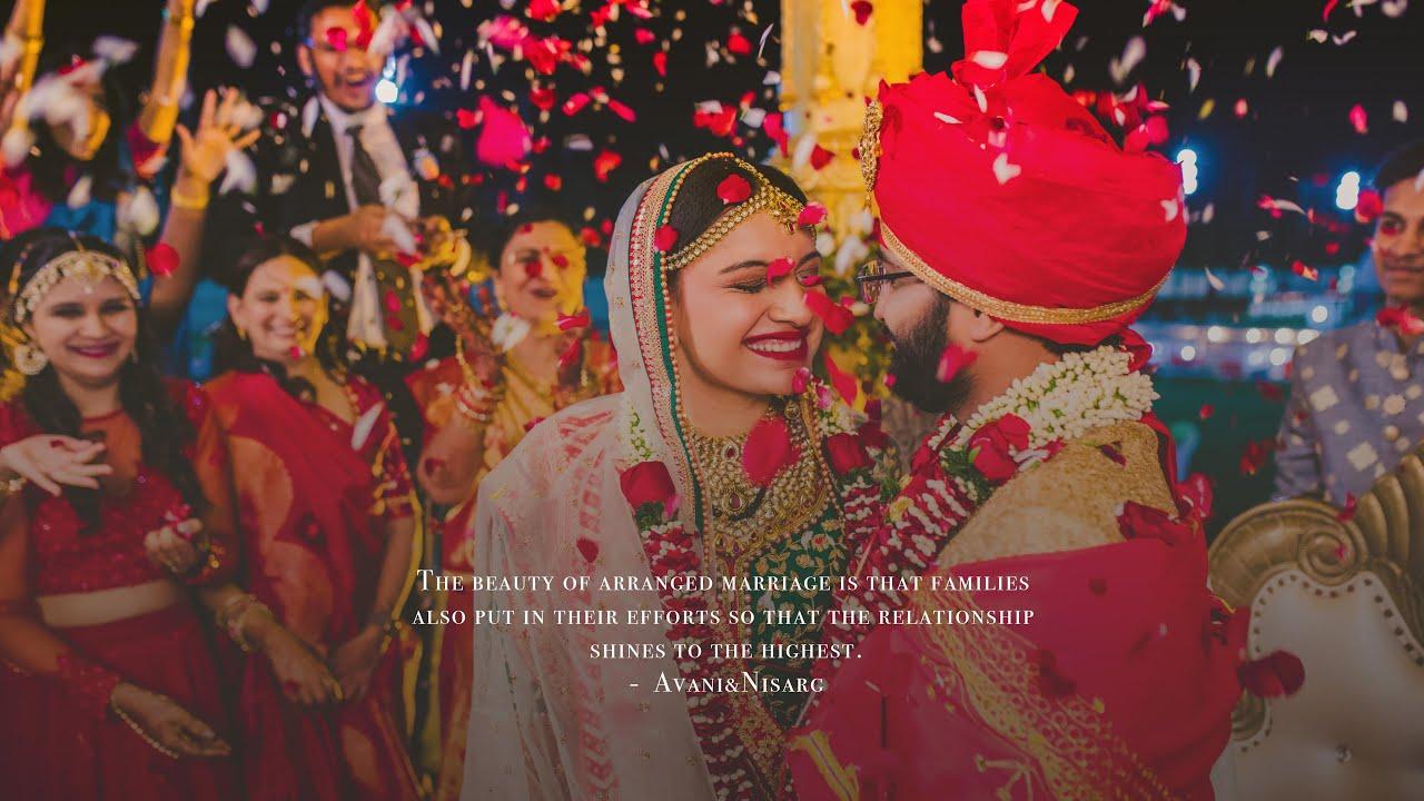 Wedding Story of Avani & Nisarg   HouseOfStories