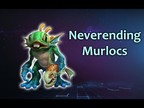 Neverending Murlocs - Murky The Anti-Tilt Hero - Heroes of the Storm Gameplay