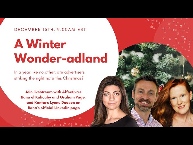 A Winter Wonder-adland: In a year like no other, are advertisers striking the right note this Xmas?