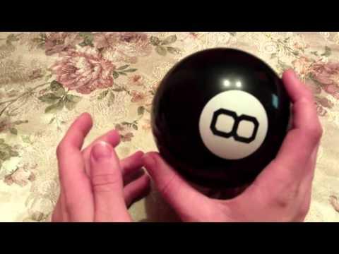 ШАР ПРЕДСКАЗАТЕЛЬ  Magic Ball 8