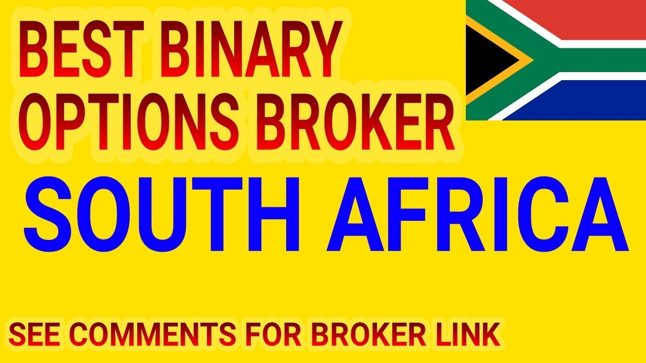 Best binary options brokers in south africa