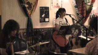 2011.11.5 雑派にて 石原浩治さんがパーカッションでサポートしてくれま...