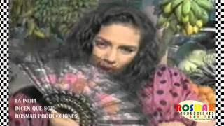 LA INDIA - DICEN QUE SOY (VIDEOCLIP)