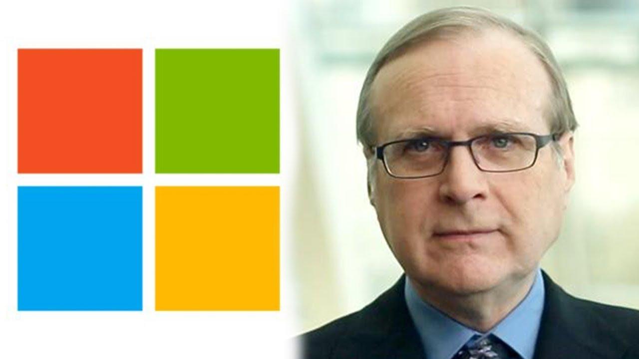 Pendiri Microsoft Paul Allen Meninggal Dunia, Partner Bill Gates Ini Derita Limfoma non-Hodgkin