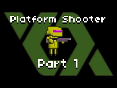 Platform Shooter Part 1 {Movement Basics} - Gamemaker Studio Tutorial