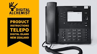 Telepo 6867i Desk Phone Tutorial