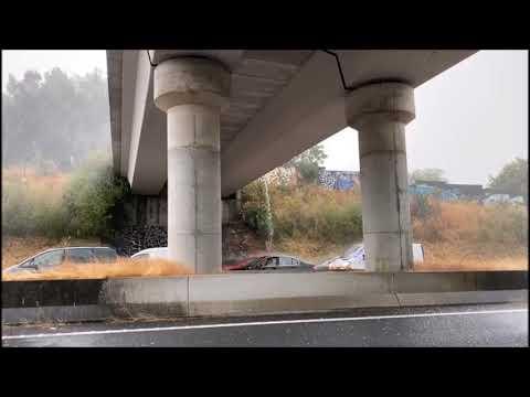 Ourense en alerta amarilla por lluvias