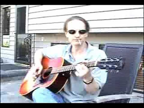 Pride and Joy (SRV cover) played by Kirk Thomas