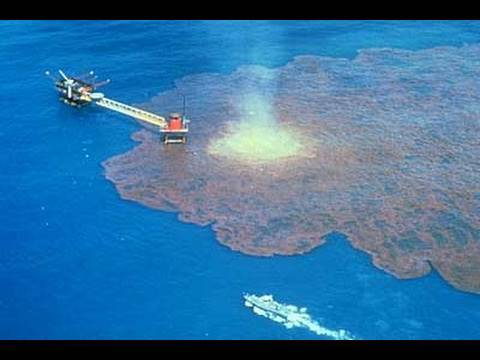 Oil Industry Insider: Offshore Drilling Dangerous