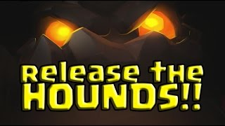 Clash of Clans - Lava Hound Replays, Strategy and Tactics! All Balloons and Lava Hounds Raids!