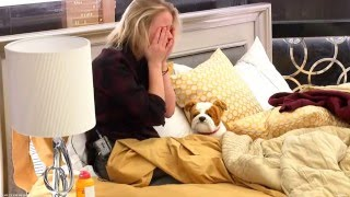 Big Brother Canada 4 - Maddy balls her eyes out.