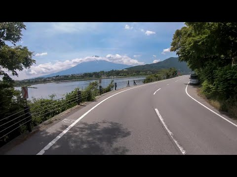 Mount Fuji - Lake Kawaguchiko (Japan) - Indoor Cycling Training